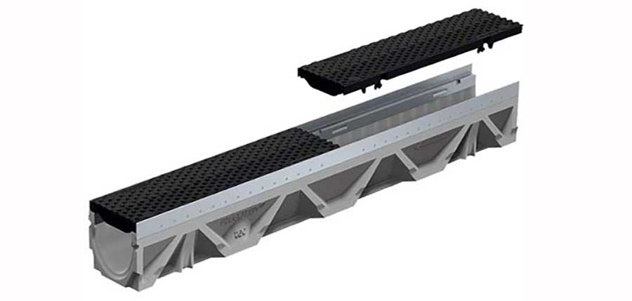 Trench drains, linear drainage, channel drains, linear drain